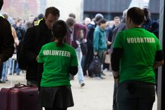 Sign up to volunteer at Disrupt London 2016