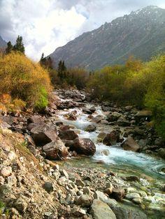 Kyrgyzstan - Ala-Archa