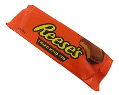 A treble pack of Reese's peanut butter cups; perfect for the peanut butter connoisseur. Imported from America.
