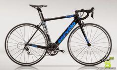 TOP 5 - BICICLETAS DE CARRETERA: La Cervelo S2, una bici de lo más aero