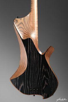Bass of the Week: Padalka Guitars Ennea Hotchkiss 3-String Bass