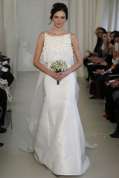 Angel Sanchez Bridal 2014 Wedding dress trends
