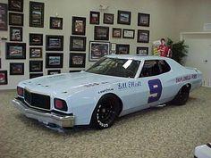 Bill Elliott Ford Gran Torino