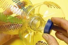 Aprenda a fazer uma taça de PET - vida - planeta - Estadão: