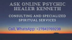 Wiccan Love Spells Chants South Africa Love Spells Celebrity Psychic Guide Healer Kenneth, Call / WhatsApp Based In Greater Johannesburg Spiritual Prayers, Spiritual Messages, Spiritual Guidance, Spiritual Healer, Spirituality, Real Psychic Readings, Love Psychic, Psychic Test, Love Spell Chant