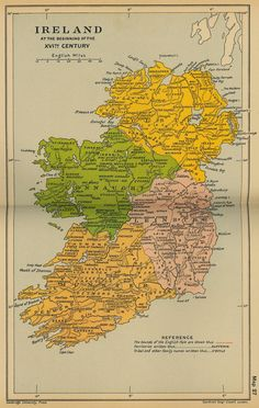 A Great Resource for Irish Last Names. Discover the meaning of Celtic, Gaelic and Irish Last Names. Irish Celtic and Gaelic Last Nameswith their origin and meaning. Ireland Map, County Cork Ireland, Ireland Castles, Irish Names, Celtic Names, Family Tree Research, Old Maps, Historical Maps, Surnames