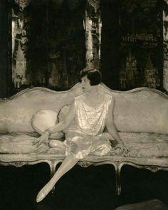 Alice Brady for Vogue 1926