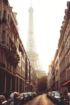 Fashion Inspiration | Paris At Sunset