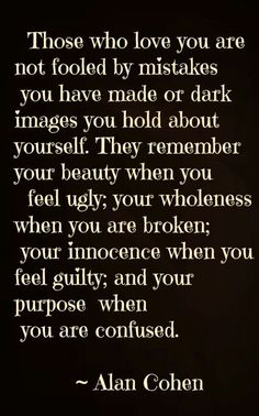 If they can't see ur light still flickering when ur in ur darkest days. They are unworthy and never really cared! MV