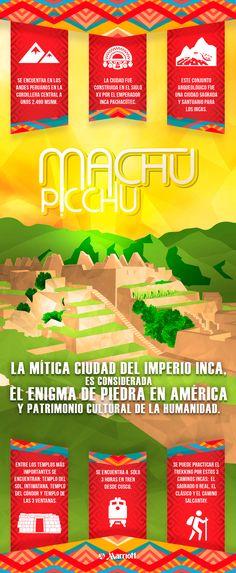 Recorre Machu Picchu y conoce su enigmático pasado