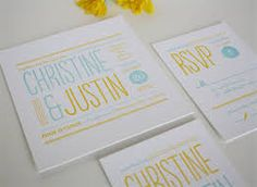 Colour contrast wedding typography - Google Search