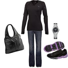 Puma, created by calyson on Polyvore