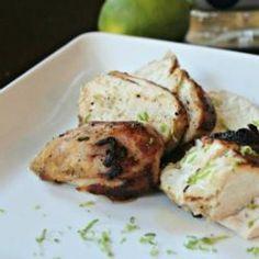 Low calorie chicken - recipe