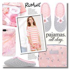 """""""Romwe"""" by fattie-zara ❤ liked on Polyvore"""