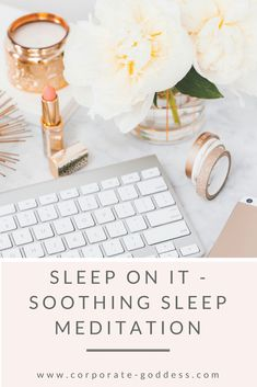 Easy meditation for insomnia, sleepless nights and to help you fall asleep Burnout Recovery, Job Burnout, Essential Oils For Headaches, Essential Oils For Sleep, Work Stress, Stress And Anxiety, How To Fall Asleep Quickly, Oils For Energy, Easy Meditation