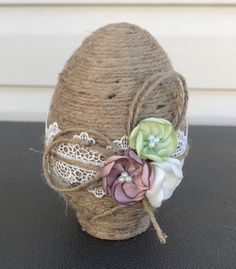 A personal favorite from my Etsy shop https://www.etsy.com/listing/502814220/easter-rustic-egg-foam-egg-easter-eggs