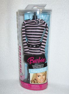 Barbie Fashion Fever - Hillary Duff Outfit