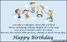 Birthday wishes for colleagues quotes and messages birthday - Happy birthday images For Colleague Man 50th Birthday Wishes Funny, Cute Birthday Messages, Happy Birthday Cards Images, Birthday Celebration Quotes, Birthday Quotes For Her, Birthday Wishes For Friend, Wishes For Friends, Birthday Wishes Cards, Birthday Pictures