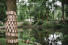 #trees Photography by lovemedophotography.com  Read more - http://www.stylemepretty.com/2013/08/07/philadelphia-wedding-from-love-me-do-photography/