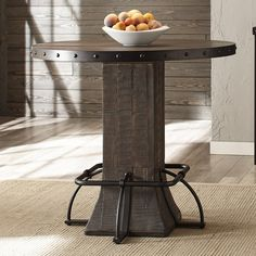 Found it at Wayfair - Christena Round Counter Height Dining Table
