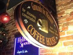 Grounds For Pleasure Coffee House Tipp City Ohio .