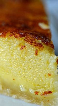 Buttermilk Pie- yes yes yes! Had to bake longer than listed, turned Buttermilk Pie- yes yes yes! Had to bake longer than listed, turned out beautifully Tart Recipes, Sweet Recipes, Baking Recipes, Pie Dessert, Dessert Recipes, Juicing Recipes For Beginners, Just Desserts, Delicious Desserts, Buttermilk Recipes
