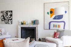 Segui 4400, Palermo – Miranda Bosch Real Estate & Art - #Living #art #chimenea