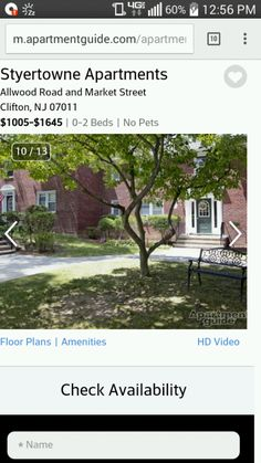 9 Best Bloomfield Apts Images Floor Plans House Styles See Photo