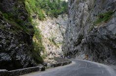 Cheile Bicazului Romania, Waterfall, Country Roads, Outdoor, Outdoors, Outdoor Living, Garden, Waterfalls