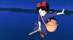 Laputa: Castle in the Sky I think it's safe to say that Studio Ghibli films, particularly the ones directed by Hayao Miyazaki, have blow. Hayao Miyazaki, Kiki Delivery, Kiki's Delivery Service, Studio Ghibli Films, Castle In The Sky, Anime Screenshots, My Neighbor Totoro, Manga, Animation Film