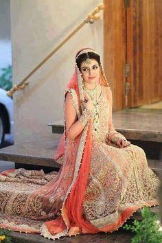 Pakistani Bridal Couture 100%!!!! Only Unique to Pakistan. Label: Elan