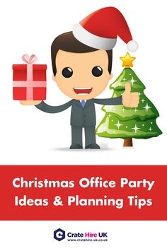 Office christmas party on pinterest office christmas for Holiday party themes for work