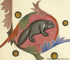 Bible, MS M.436 fol. 112r - Images from Medieval and Renaissance Manuscripts - The Morgan Library & Museum