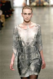 Trelise Cooper Structural Damage Dress