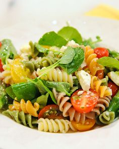 Mmm Simple summer salads: Wacky Mac Pasta Salad - Martha Stewart Recipes