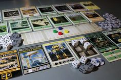 Colony, Bézier Games, Inc., 2016 — gameplay example (image provided by the publisher)