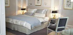Camera da letto in stile barocco