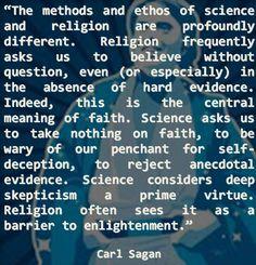 faith is a horrible crutch
