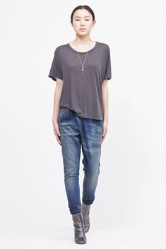 R13 New Crossover Jeans (Blue). Totokaelo