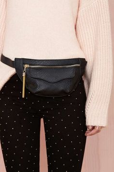 Nasty Gal Cold Blooded Fanny Pack, $38.