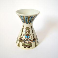 Vintage Vase by Turi Gramstad Oliver for Figgjo Flint