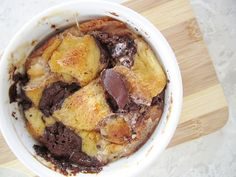 S'more's Bread Pudding - I've been wanting to make bread pudding - this may be a good one to try...