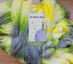 Ravelry: Liamarie's Farbenpracht-Garne Sockenwolle handgefärbt