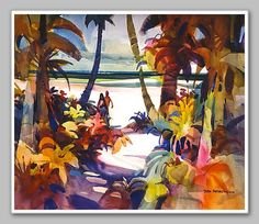 Don Andrews - watercolor artist