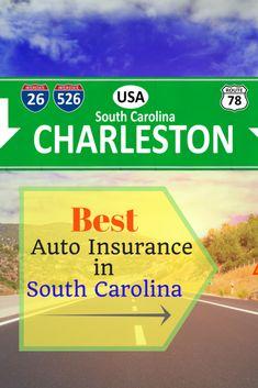 Best Car Insurance in South Carolina https://www.doughroller.net/insurance/best-auto-insurance-in-south-carolina/?utm_campaign=coschedule&utm_source=pinterest&utm_medium=DoughRoller.net&utm_content=Best%20Car%20Insurance%20in%20South%20Carolina