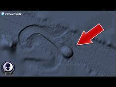 Huge MILES LONG Object Seen Moving On Ocean Floor! 5/19/16 - YouTube