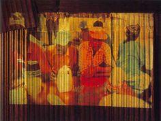 2nd Johannesburg Biennale. Kay Hassan
