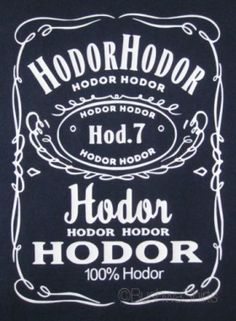 Hodor Hodor Stark Game Of Thrones Inspired T Shirt Tee Top Mens Funny Hodor Game Of Thrones, Game Of Thrones Party, Game Of Thrones Shirts, Game Of Thrones Quotes, Game Of Thrones Funny, Abc Games, Funny Games, News Games, Wallpaper Iphone Quotes Songs