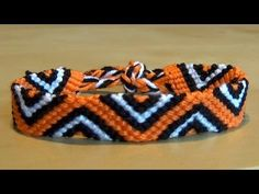 DIY Easy beginning LOOP for friendship bracelets | handmade crafts | Creative Twins - YouTube