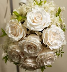 Preserved rose bouquet  -  Knud Nielsen showroom Atlanta